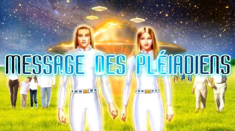 Extraterrestre des Pléiades et membre de la Fédération Galactique parle aux Hommes (parties 1 & 2/4)