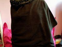 Tuto poncho polaire - Couture DIY