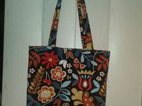 Tote Bag réversible - Tuto Couture DIY