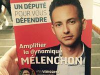 La campagne électorale dans les 18ème et 19ème arrondissements de Paris...