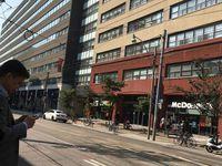 King Street East & West, toujours avec la Tour CN