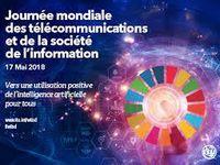 17 mai, 3 journées à fêter : Journée Mondiale contre l'hypertension, Journée internationale contre l'homophobie et Journée Mondiale des Télécommunications
