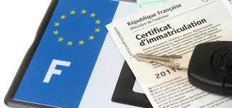 Quel est le coût pour l'immatriculation d'une voiture Espagnole en France