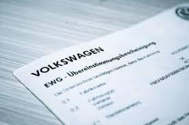 Importer un véhicule Volkswagen d'occasion en France Suis-je certain d'avoir son certificat de conformité