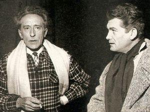 Jean Cocteau : le poète audacieux, célébré.