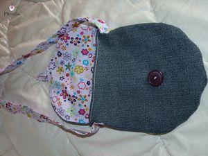 Les petits sacs pour fillette...