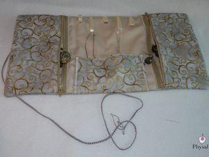 Pochette à bijoux
