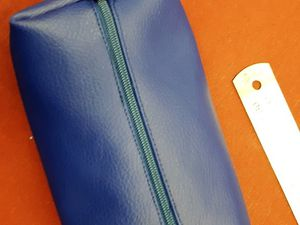 Trousse d'école - Tuto Couture DIY
