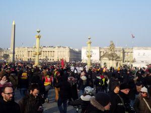 Sixième journée nationale de mobilisation !  En attendant les suivantes !