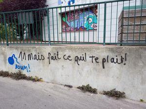 Pl Jean Ferrat, bd de Belleville (3), r Julien Lacroix, parc de Belleville, r Palikao (09/05/20)