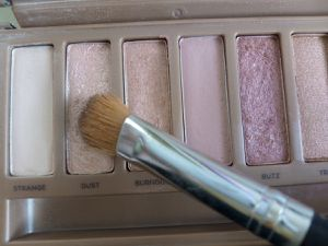 Naked 3 Urban Decay couleur Dust