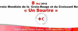 8 mai, commémoration de la victoire de 1945 mais pas que... c'est aussi la Journée mondiale de la Croix-Rouge et du Croissant-Rouge
