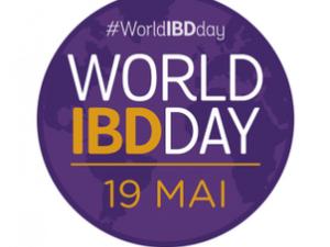 19 mai,  journée mondiale des MICI (Maladies Inflammatoires Chroniques de l'Intestin)