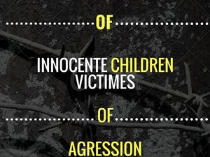 4 juin, Journée internationale des enfants victimes innocentes de l'agression
