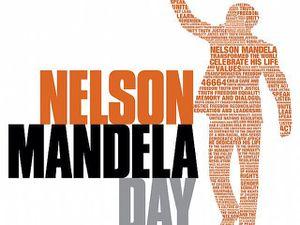 18 juillet journée internationale Nelson Mandela