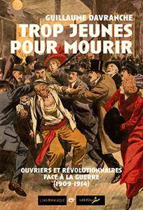 """Présentation du livre """"Trop jeunes pour mourir"""" le 11 décembre"""