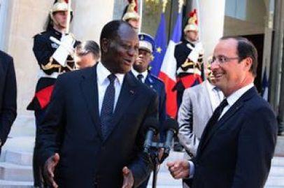 Ouattara empêche Michel Gbagbo de venir témoigner à Paris : Hollande peut-il se rendre dans une dictature ? (Le Gri-Gri)
