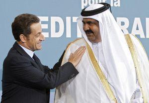 Le fonds d'investissement Columbia de Nicolas Sarkozy devait être subventionné par les monarchies du Golfe qui financent le terrorisme en Syrie, en Irak et au Nigeria