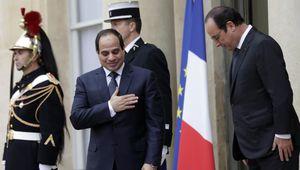 """LE PRÉSIDENT ÉGYPTIEN A COMMIS UN """"CRIME CONTRE L'HUMANITÉ"""" : LA FRANCE LUI VEND DES AVIONS DE COMBAT (Panamza)"""