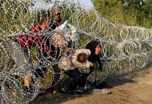 Crise des « migrants » ou «crise des guerres »  (Afghanistan, Irak, Libye, Syrie)?