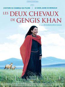 Défi #3 : Binôme &quot&#x3B;Mongolie&quot&#x3B; : G.Tschinag &amp&#x3B; Les Deux Chevaux de Gengis Khan
