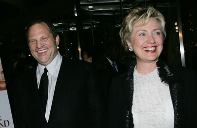 Image result for harvey weinstein dinners for clintons and obama