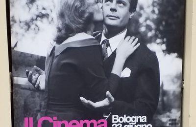 """Bologne et """"il cinema ritrovato"""""""