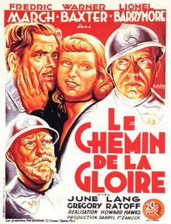 Les Chemins De La Gloire : chemins, gloire, Chemins, Gloire, Mémoires, Guerre