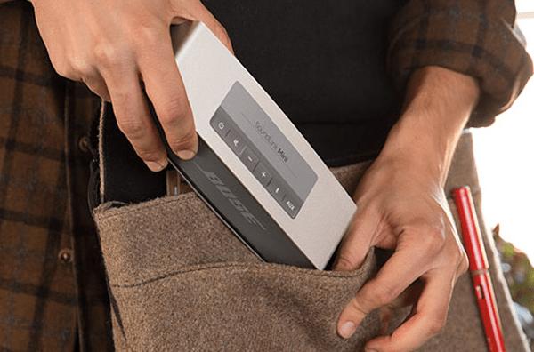 QC20i et Soundlink mini : les nouveautés chez Bose [handsOn]