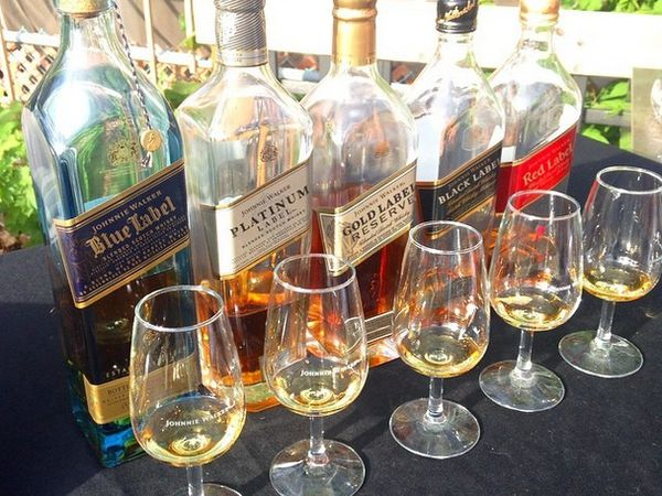 Johnnie Walker Whisky Week: Day 2