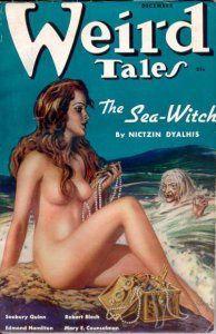 Les Weird Tales, vous connaissez?