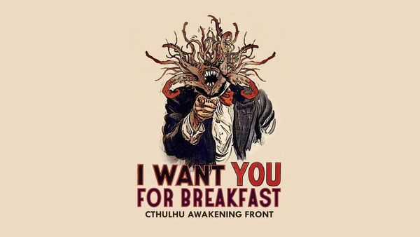 Cthulhu's There and back again, ou la folle histoire d'un weekend londonien