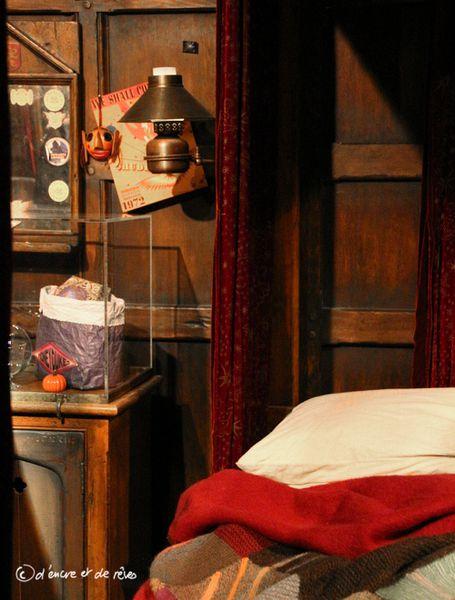 Balade Littéraire #8: Exposition Harry Potter - Paris (4/04 au 06/09) EDIT : VIDEO