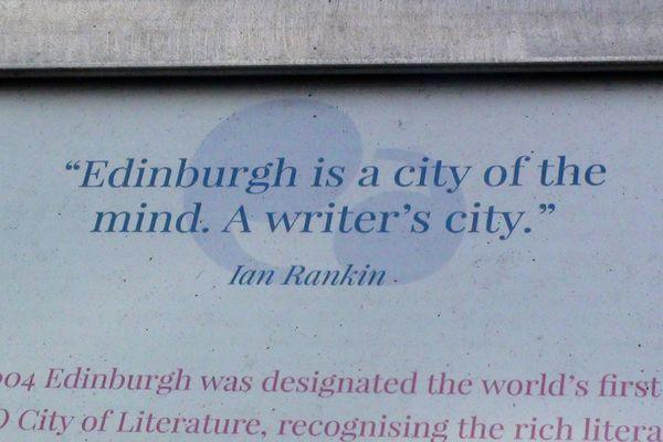 Balade Littéraire #13 : Edimbourg, ville de la littérature - The Writers' Museum + VIDEO