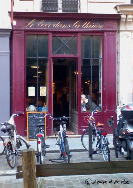 Balade Littéraire #20 : Le Loir dans la Théière - Paris