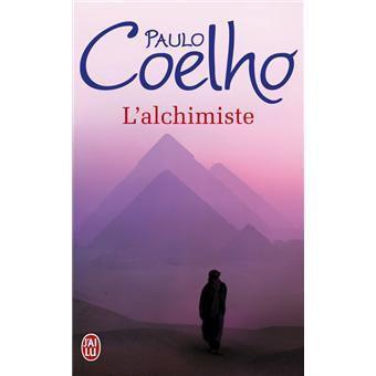 "L'Alchimiste, de Paulo Coelho, éditions ""J'ai lu"""