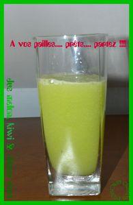 jus kiwi citron vert