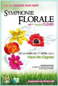 Symphonie florale EXPOFLEURS