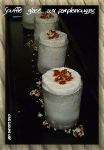 soufflé glacé pamplemousses