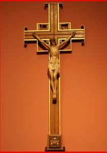 Boston Crucifix reliquaire