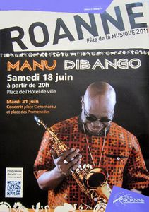 Manu Dibango-light