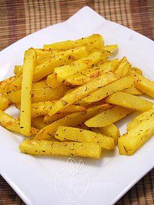 Copie de Frites au four légères et croustillantes (5)