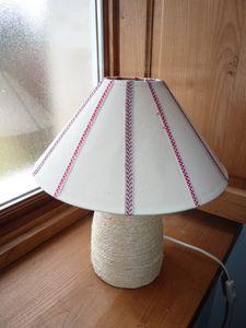 lampe après