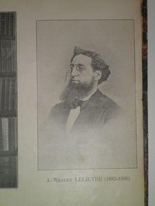 Jean-Wesley LELIÈVRE