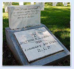 seton grave