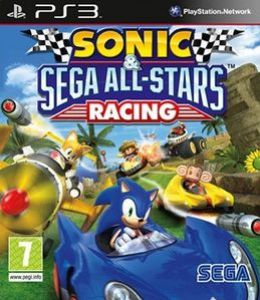 PS3SonicandSegaAllStar Racing