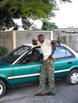 Brazzaville Soire Tranquille Le Blog De Fabrice Au Congo