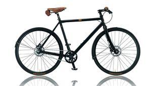 Velo urbain de qualité chez Fahrradmanufaktur E1NS