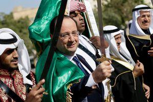 Hollande en Arabie Saoudite