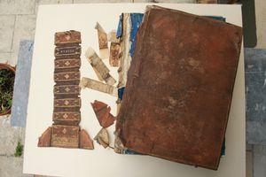 bible avant restauration